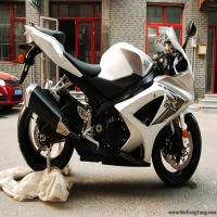 SUZUKI GSX-1000RR K8 白色