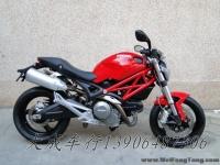 【二手杜卡迪街车】08年7月意大利杜卡迪街车小霸王红色 Monster 696