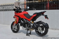 《杜卡迪》2012 全新运动耐力车 MTS1200S 红色 2012-0929 (北京店)