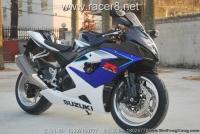 《铃木跑车》2005款 铃木公升级跑车GSX-R1000 蓝白 北京崔毅车行2012.12现货