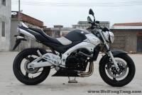 06年 SUZUKI 黑色小金钢 GSR400 小BK