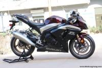 出售2009铃木GSX-1000R 黑色成色新