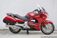 碣石现货 08年7月本田ST1300【红色带ABS】价格七万多