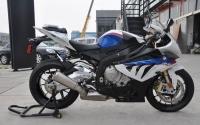 新到2012款全新红白蓝三色宝马S1000RR