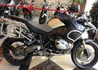 2013款宝马R1200GS ADV / 90 银黑色