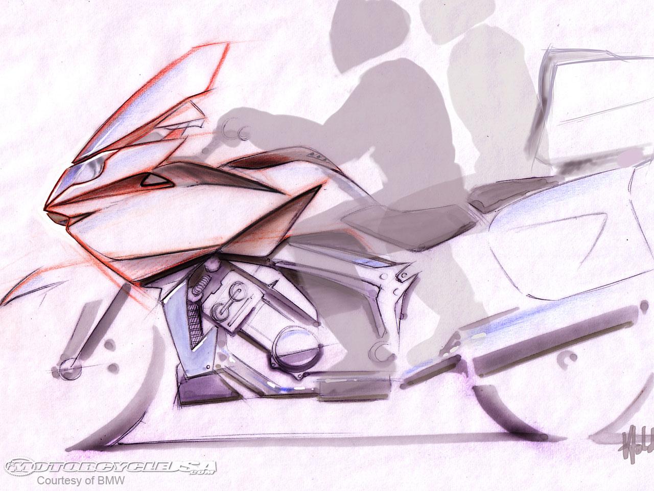 款宝马K1600GT摩托车图片2