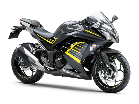 川崎摩托车