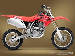 本田CRF150R摩托车