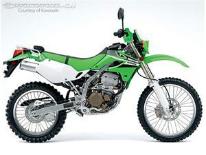 川崎KLX250S