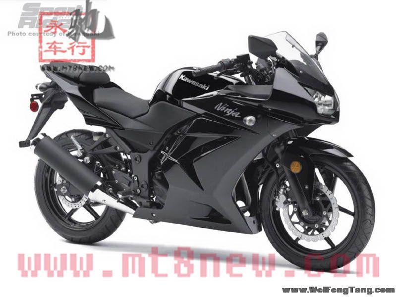 全新川崎小忍者 Kawasaki Ninja250R 接受预定 Ninja 250R图片 2