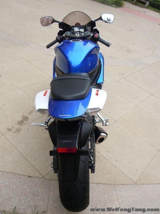 06年铃木小R 600 GSX-R600图片 2