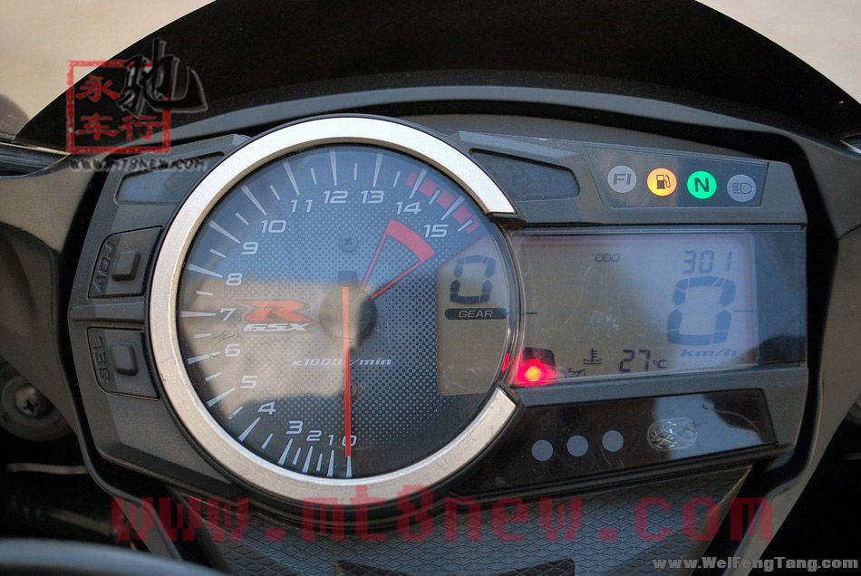 2010年铃木GSX1000R K10 图片 0
