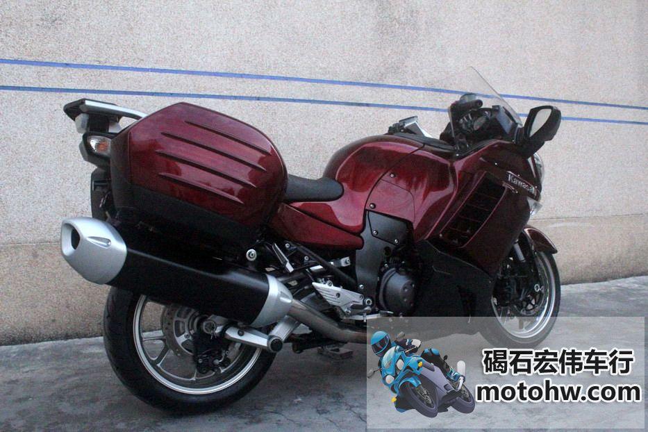 现货出售 09款川崎GTR-1400 GTR1400图片 2
