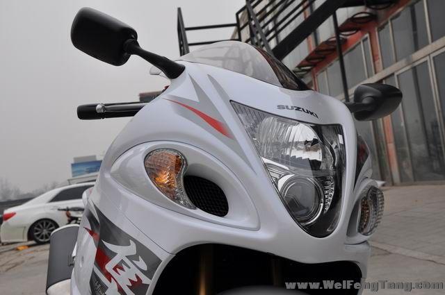 款铃木Hayabusa摩托车图片3