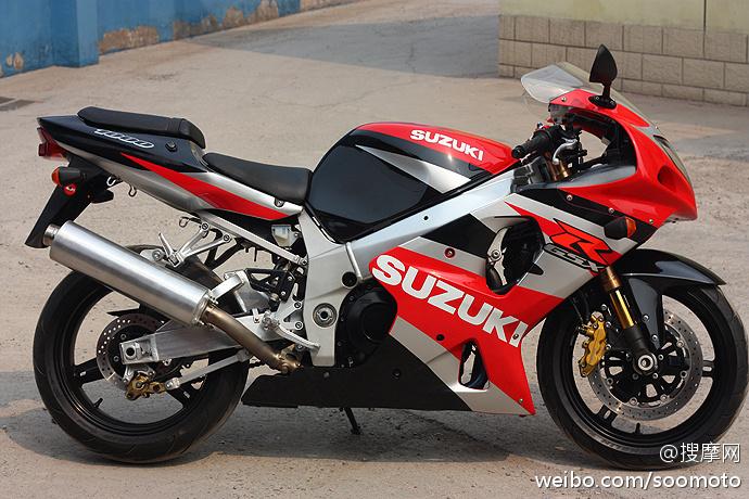铃木gsx-r1000摩托车二手转让
