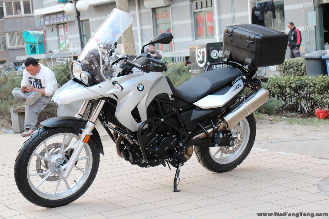 2010款宝马F650GS摩托车 现货销售 黑白 成色新 先到先得 F650GS图片 2