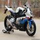 2010款宝马S1000RR,蓝白 可调节四种动力模式 另附高清实车图片1