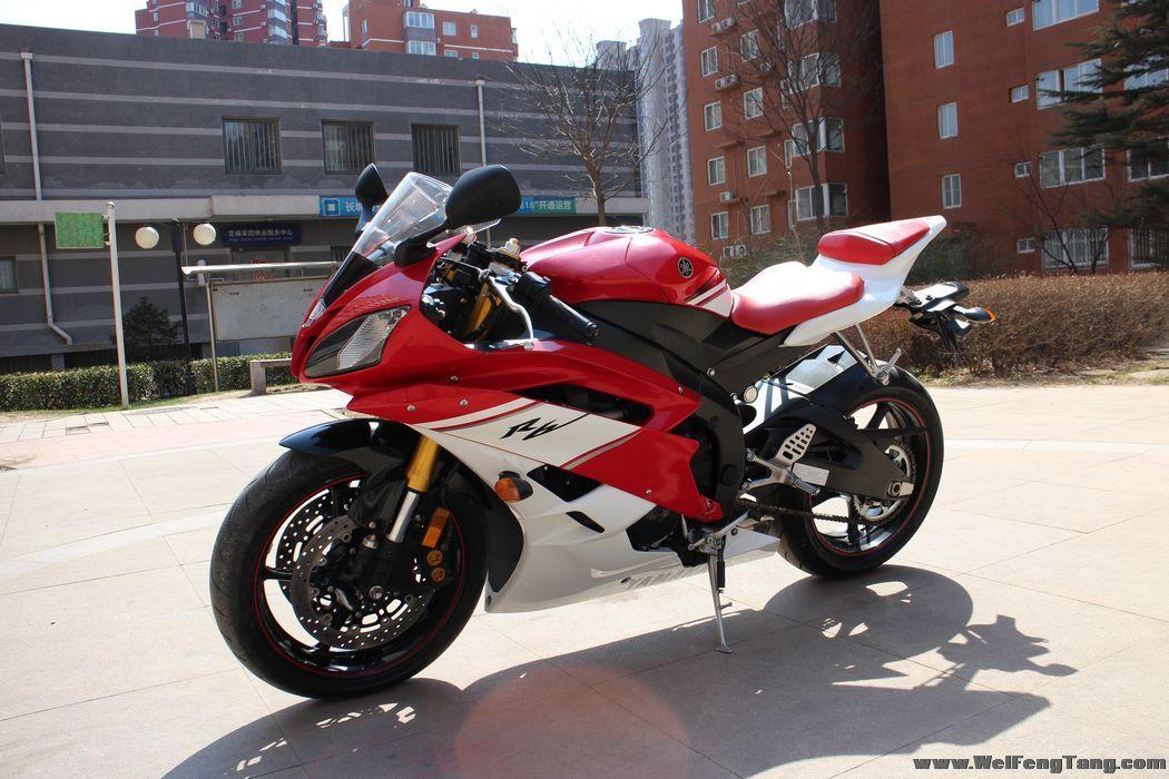 出售2007款雅马哈YZF-R6红白少有的红坐 YZF-R6图片 1
