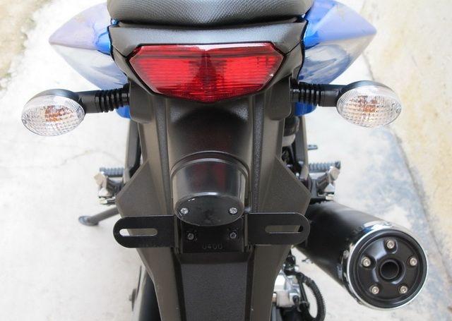 新到2010款川崎忍者250少有的蓝色 百分百原装,不到四千公里 Ninja 250R图片 1