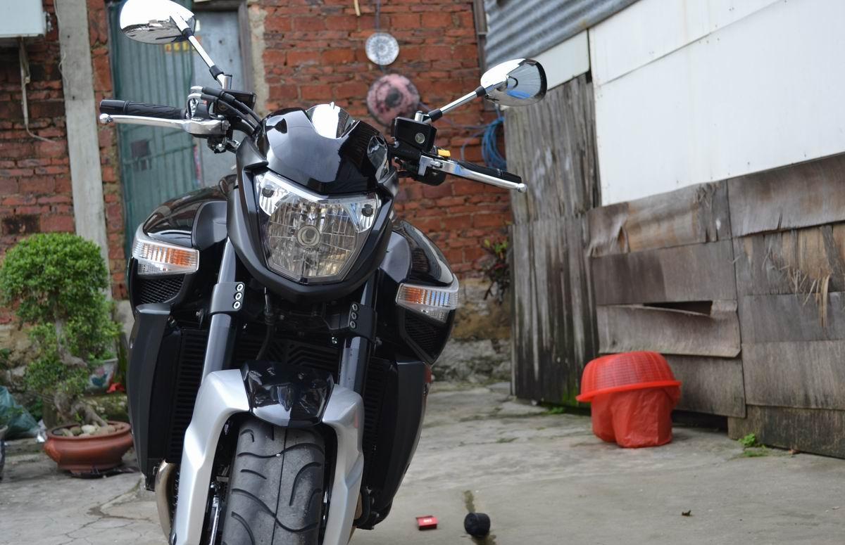 现货销售2008款铃木黑色变形金刚大B-King,1340cc排量大排肌肉车,成色新  B-King图片 3
