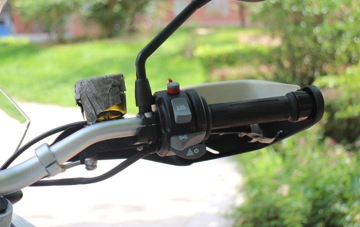 新到全新2012款宝马R1200GS纪念版 ,原装边箱 R1200GS图片 2