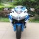 2008年铃木GSX-600R莲花灯 铃木小R 蓝白色0