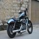 2008款气派独特哈雷 Harley Davidson XL1200N 兰黑色2
