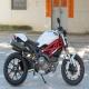 新到2012年款杜卡迪怪兽 MONSTER 796 ABS版 红白黑三色0