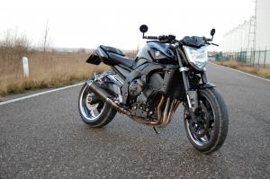 摩托车街车