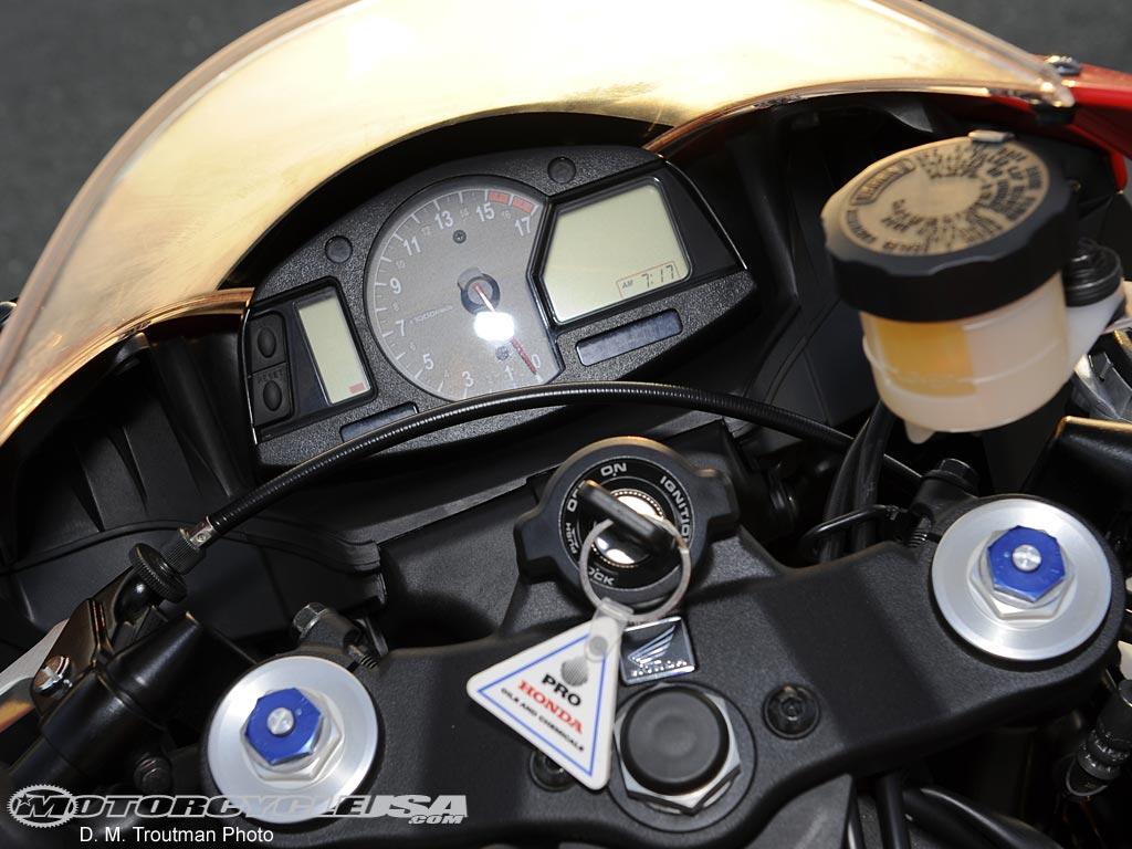 【图】2008款本田cbr600rr摩托车图片大全 机车网