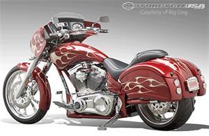 大狗Bulldog摩托车
