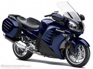 川崎Concours 14摩托车