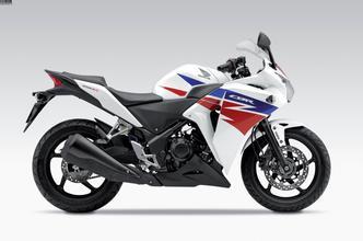 本田CBR250R摩托车车型图片视频