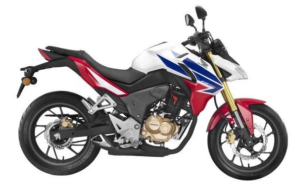 本田CB190R摩托车