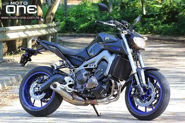 雅马哈MT-07摩托车车型图片视频