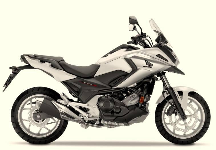 本田NC750X DCT摩托车车型图片视频