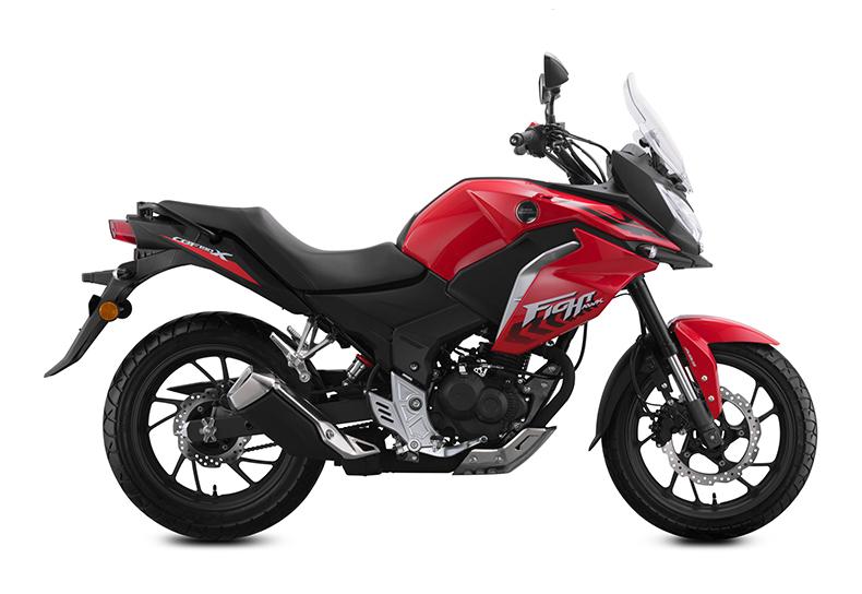 2017款新大洲本田幻影150CBF190X摩托车