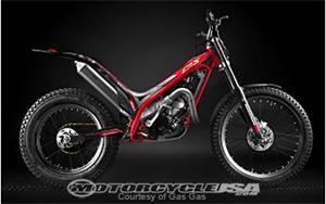 Gas GasTXT250 Pro摩托车