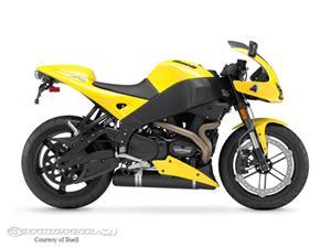 布尔XB12R Firebolt摩托车