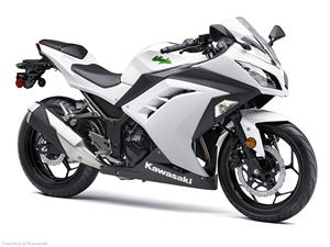 川崎Ninja 300摩托车车型图片视频