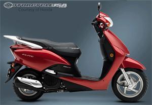 本田Elite摩托车