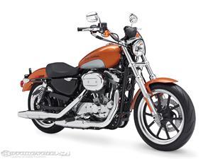 2014款哈雷戴维森Sportster Superlow摩托车