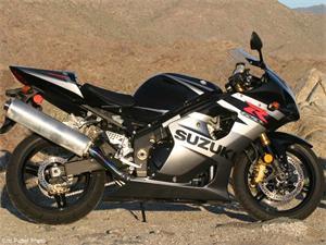 2004款铃木GSX-R1000