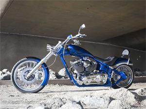 大狗摩托车