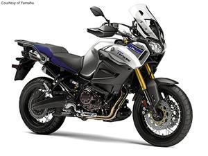 2015款雅马哈Super Tenere摩托车