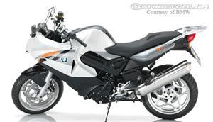 2011款宝马F800ST摩托车