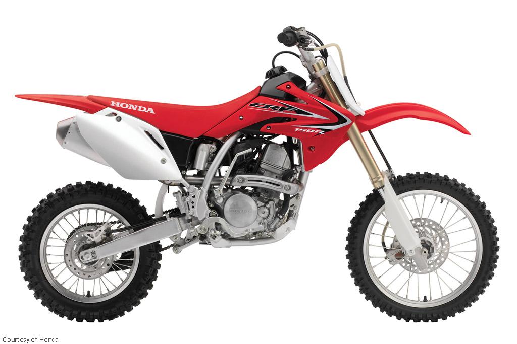 2016款本田CRF150R摩托车