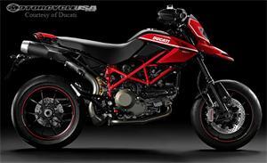 2011款杜卡迪Hypermotard 1100EVO SP摩托车
