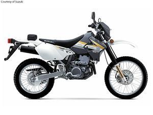 铃木DR-Z400S摩托车