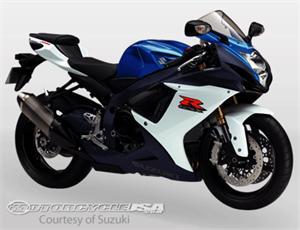2011款铃木GSX-R750